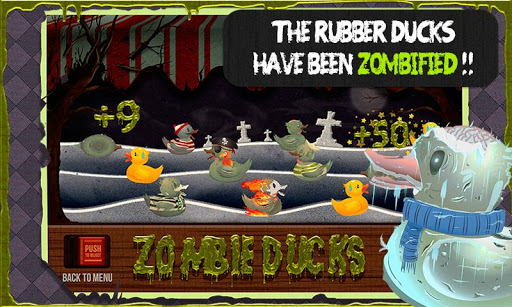 Zombie Ducks Hunt - Free Game