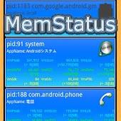 Mem Status
