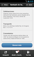 Screenshot of Misas.org