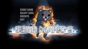 Screenshot of Bear Mario 2