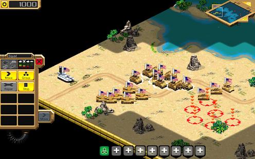 Desert Stormfront - RTS Screenshot 25