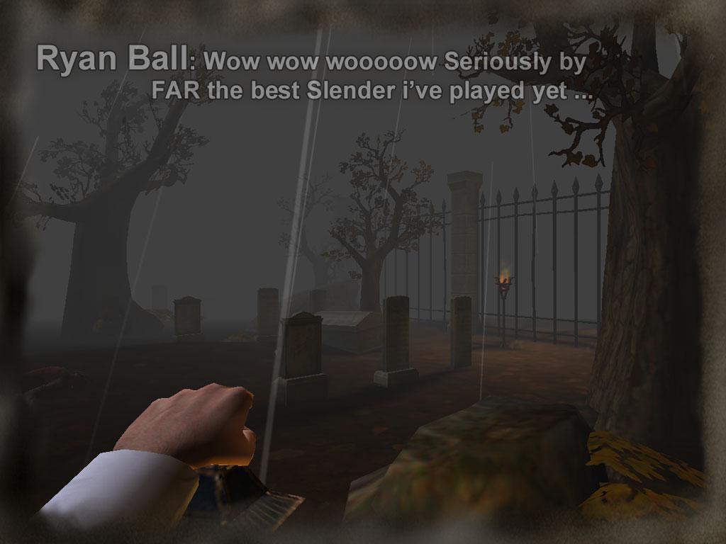 slenderman spiel