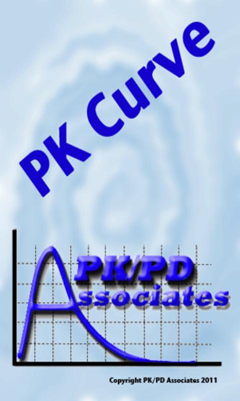 PK Curve- screenshot