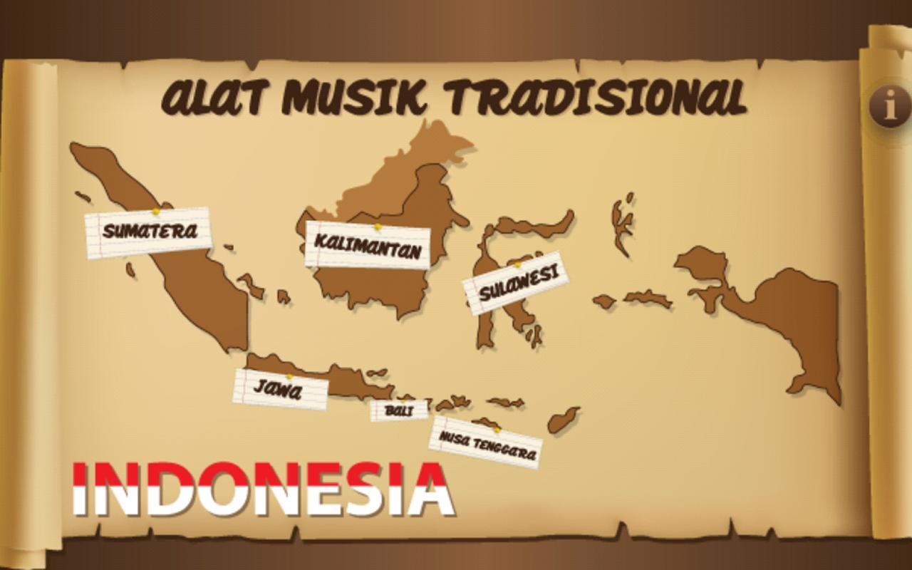 Alat Musik Tradisional- screenshot