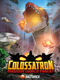 Colossatron - screenshot thumbnail