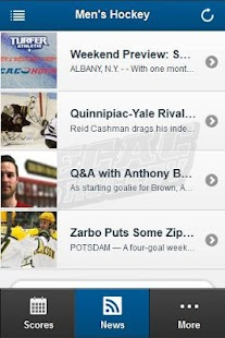 ECAC Hockey Front Row- screenshot thumbnail