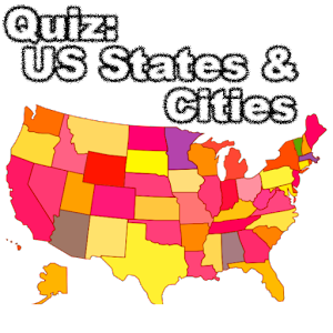 Quiz: Cities and States (USA) for PC and MAC