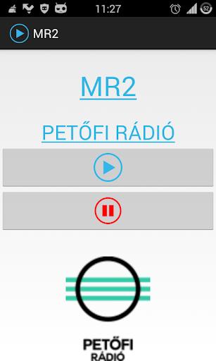 MR2 - Petőfi rádió
