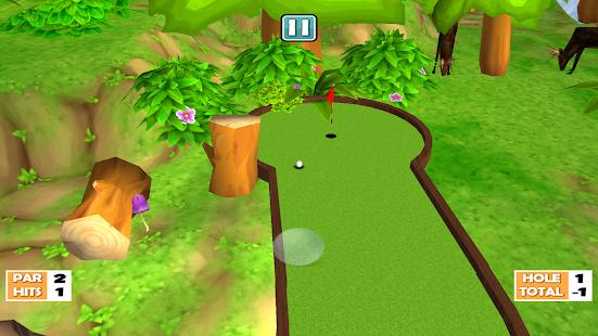 Mini Golf: Woodland Golf