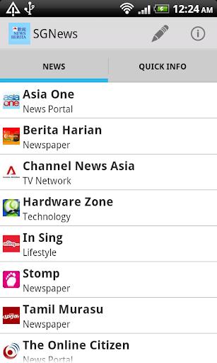 SGNews Singapore News