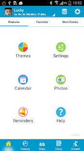 Baby Care Plus Screenshot