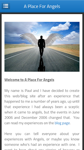 A Place For Angels