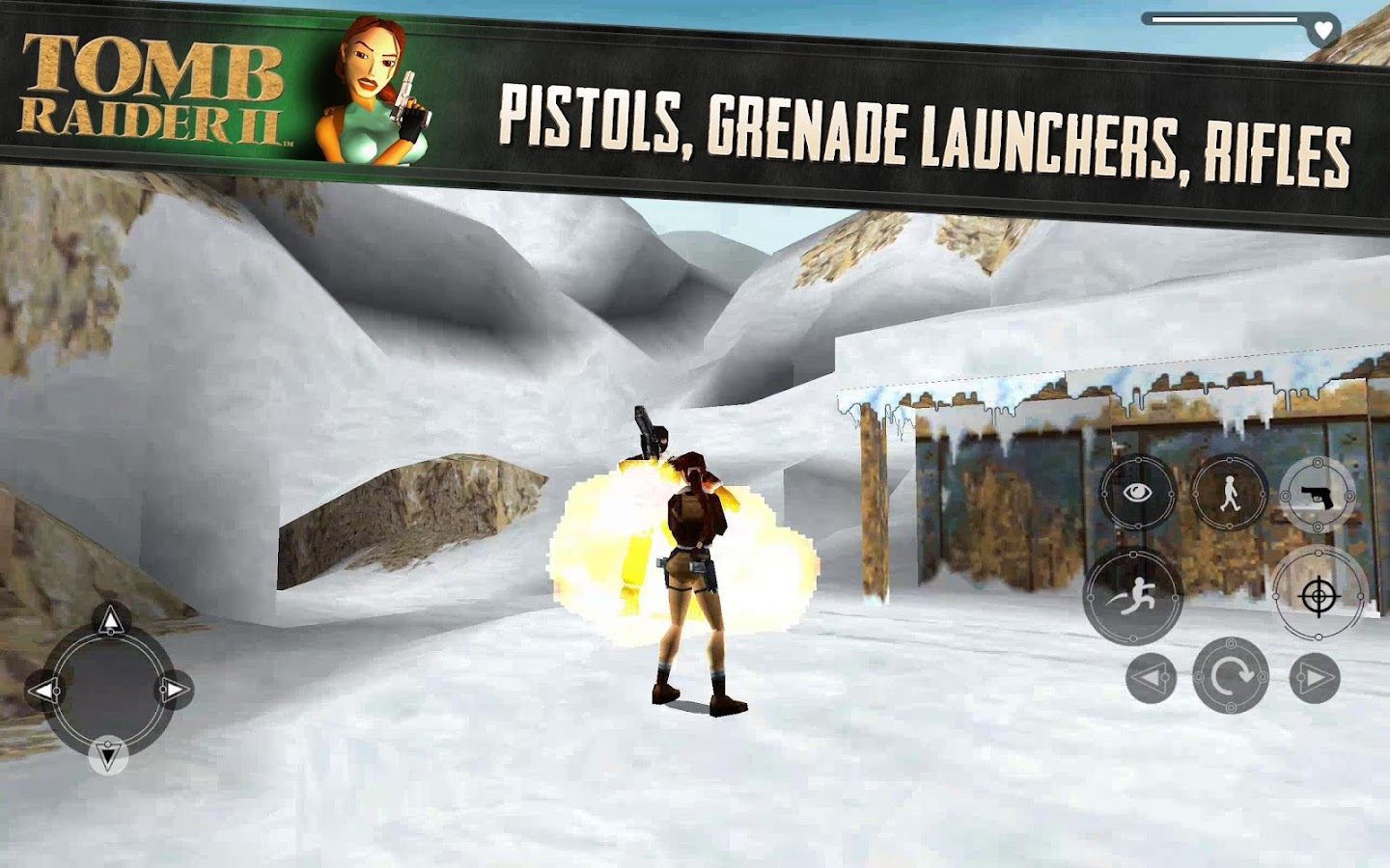 Tomb Raider II- screenshot