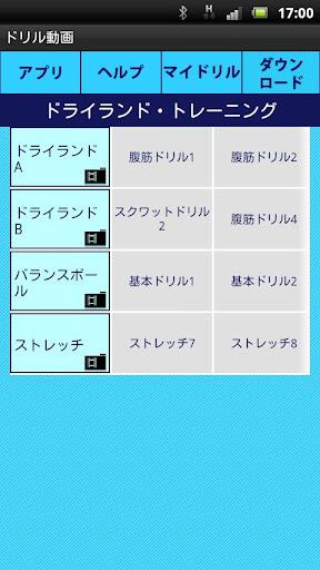 ドライランド・トレーニング 4 4