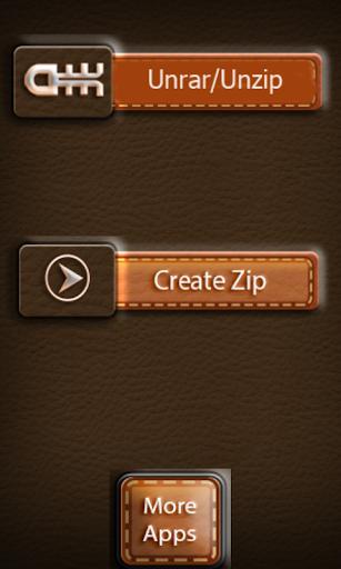 Zip UnRar Unzip