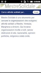Mestre Solidale- screenshot thumbnail