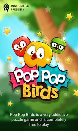 Pop Pop Birds