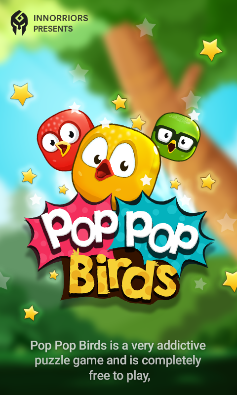 Pop Pop Birds- screenshot
