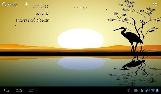 sun rise pro live wallpaper apk free download