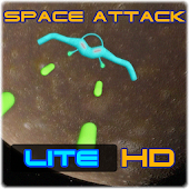 Space Attack lite HD arkanoid