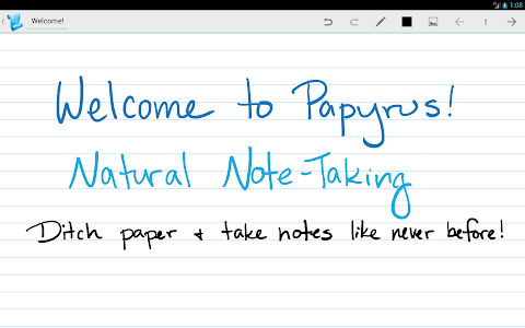 Papyrus - Natural Note Taking v1.2.2.0-GP