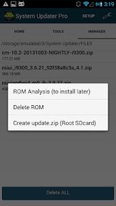 System Updater PRO v0.3.2.6