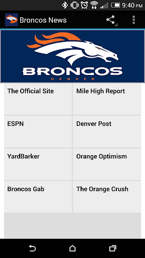 Denver Broncos News