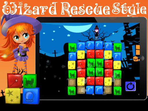 Wizard Rescue Style