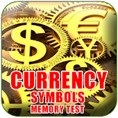 Currency Symbols Memory Test