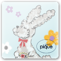 gelato pique -SUNNY SLEEP- logo