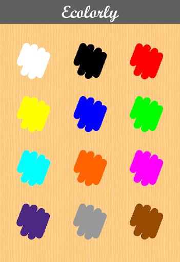 Ecolorly Aprende colores