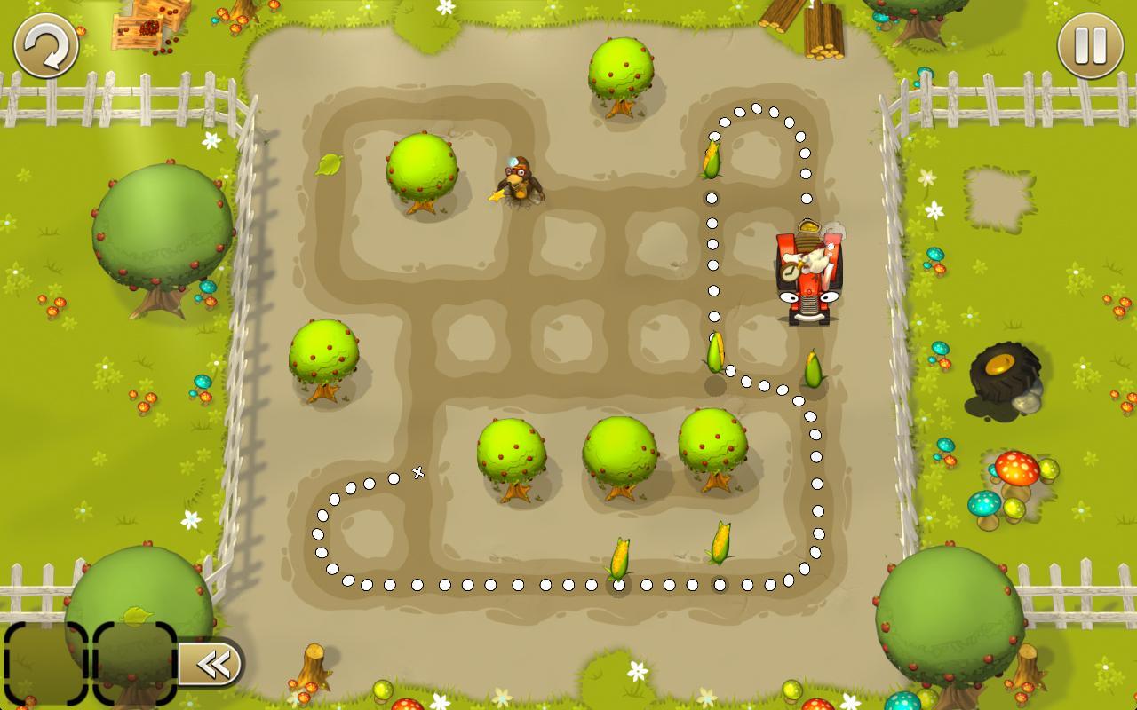 Tractor Trails screenshot #5