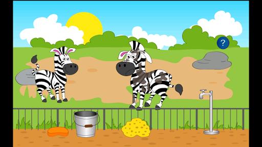 Поездка в Зоопарк для планшетов на Android