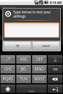 AnySoftKeyboard- screenshot thumbnail