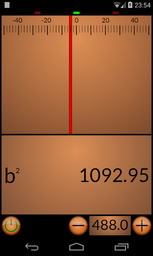 Tuner - Pitch Detector