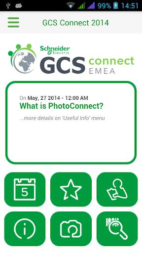 GCS Connect 2014