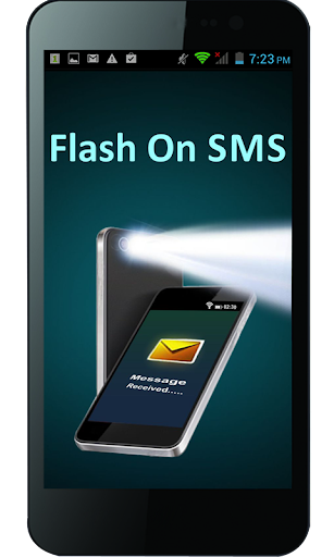 Flash On SMS