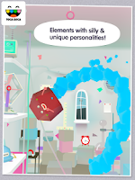 Screenshot of Toca Lab