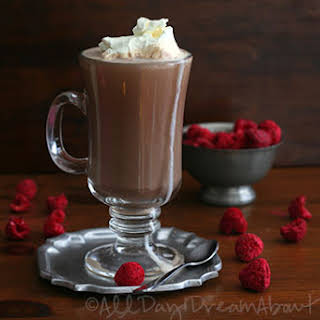 Raspberry Truffle Mochas – Low Carb and Gluten-Free.