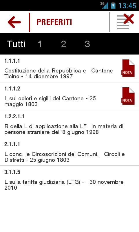RL Ticino- screenshot