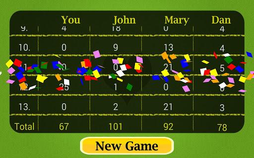 Hearts Mobile  screenshots 14