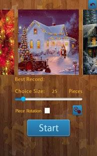 Christmas Jigsaw Puzzles - náhled