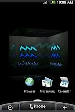 3D Aquarius