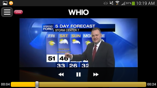WHIO - screenshot thumbnail
