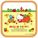 Hello Kitty Tomatoes Theme