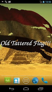 3D Egypt Flag- screenshot thumbnail