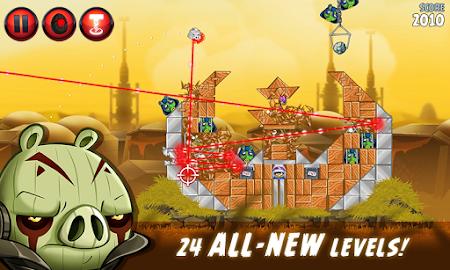 Angry Birds Star Wars II Free Screenshot 23