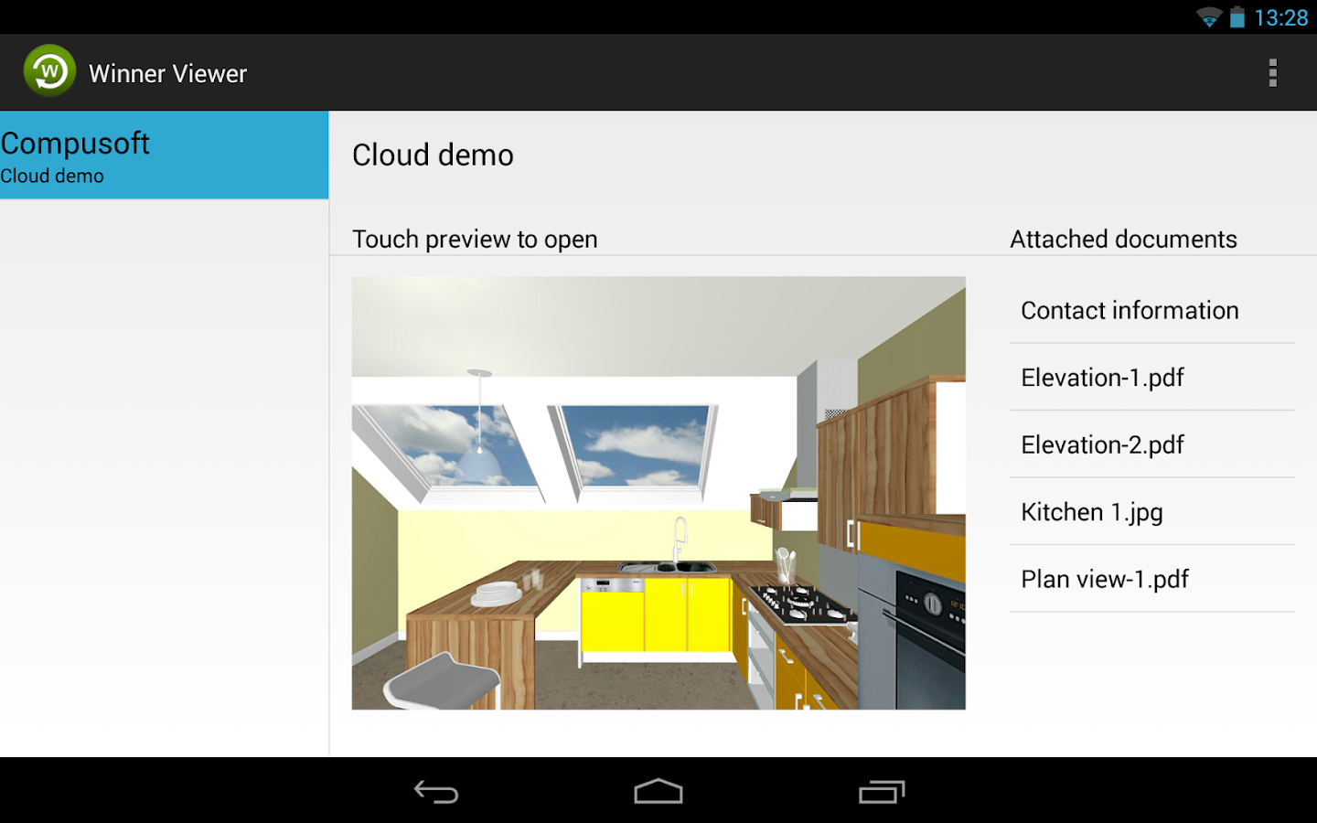 Winner Viewer - Kitchen in 3D - Android Apps on Google Play title=