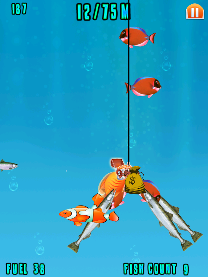 Deep Sea Madness: Salvage Free - screenshot
