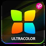 Next Launcher Theme UltraColor